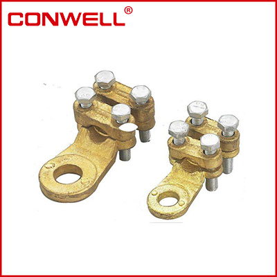 Bolted Copper Lugs